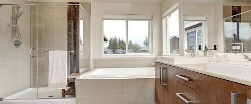 Luxury Bathroom Renovation from Awesome Home Renovations